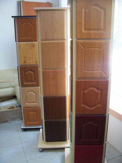 MDF fóliás bútorajtó - konyha-szekrényajtó.: